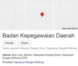 Download pengumuman hasil tes CAT SKD CPNS Kabupaten Prabumulih 2018 seleksi kompetensi dasar.