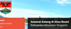 Pengumuman Hasil Tes CAT SKD CPNS Kabupaten Minahasa Tenggara 2018