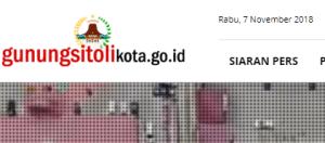 Pengumuman Hasil Tes SKD CPNS Kota Gunungsitoli 2018