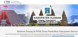 Jadwal Pendaftaran PPDB SMA SMK Negeri Kab Sleman 2020 2021