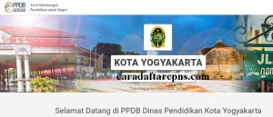 PPDB SMP Kota Yogyakarta