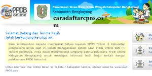 PPDB SMP Kabupaten Bengkayang