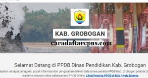 PPDB SMP Kabupaten Grobogan
