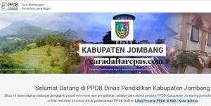 Jadwal PPDB SMA SMK Negeri Kab Jombang 2020 2021