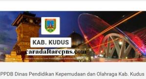 PPDB SMP Kabupaten Kudus