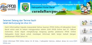 PPDB SMP Kabupaten Kutai Barat