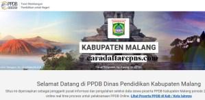 PPDB SMP Kabupaten Malang