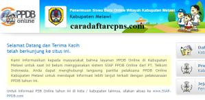 PPDB SMP Kabupaten Melawi