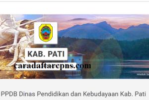Pengumuman Hasil PPDB SMA SMK Negeri Kabupaten Pati 2020 2021