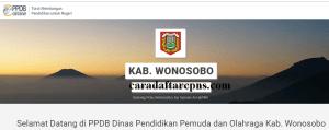 Pengumuman Hasil PPDB SMA SMK Negeri Kabupaten Wonosobo 2020 2021