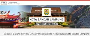 Jadwal Pendaftaran PPDB SMA Kota Bandar Lampung 2020 2021