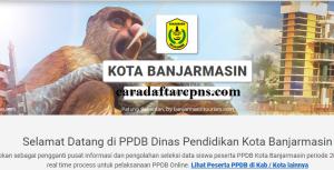 Jadwal Pendaftaran PPDB SMA SMK Negeri Banjarmasin 2020/2021