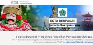 PPDB SMP Kota Denpasar