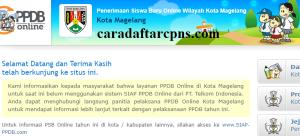 PPDB SMP Kota Magelang