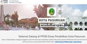 Jadwal Pendaftaran PPDB SMA Kota Pasuruan 2020 2021