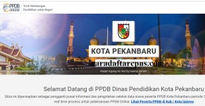 PPDB SMP Kota Pekanbaru