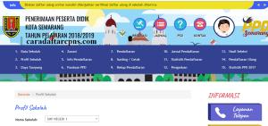 PPDB SMP Kota Semarang