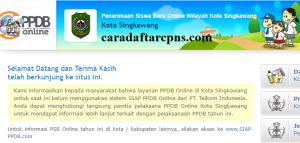 Jadwal Pendaftaran PPDB SMA Kota Singkawang 2020 2021