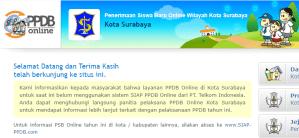 Jadwal Pendaftaran PPDB SMA Kota Surabaya 2020 2021