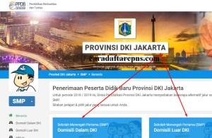 PPDB SMP Kota Jakarta Utara