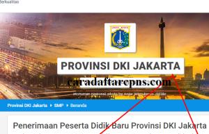 PPDB SMP Kota Jakarta Timur