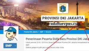 Jadwal Pendaftaran PPDB SMA SMK Negeri Jakarta Pusat 2020/2021