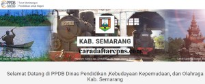 Pendaftaran PPDB Online SMA Kabupaten Semarang 2019 2020