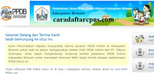 Jadwal Pendaftaran PPDB SMA SMK Negeri Kab Bireuen 2020/2021