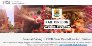 PPDB SMP Kabupaten Cirebon
