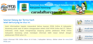 Jadwal Pendaftaran PPDB SMA SMK Negeri Kab Karawang 2020/2021