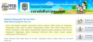 PPDB SMP Kabupaten Majalengka