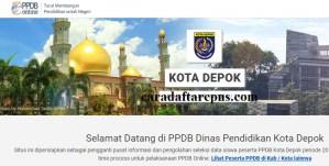 Jadwal Pendaftaran PPDB SMA Kota Depok 2020 2021