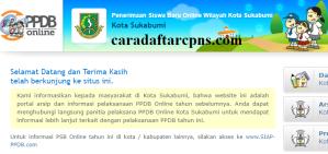 PPDB SMP Kota Sukabumi