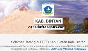 Jadwal PPDB SMA SMK Negeri Kab Bintan 2020 2021