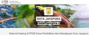 PPDB SMP Kota Jayapura