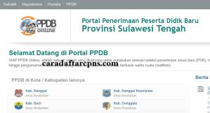 PPDB SMP Kabupaten Banggai Laut
