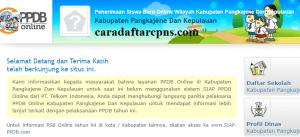 PPDB SMP Kabupaten Pangkajene Kepulauan