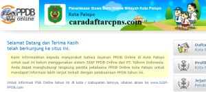 Jadwal Pendaftaran PPDB SMA 2020/2021 Kota Palopo