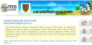 Pendaftaran PPDB Online SMA Provinsi Kalimantan Tengah 2019 2020