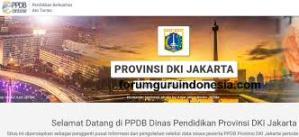 PPDB SMP Kota Jakarta Barat