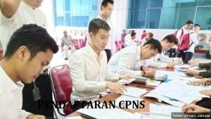 Pendaftaran CPNS Kemenkumham 2019