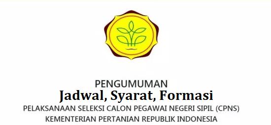 Hasil Seleksi Administrasi CPNS Kementan 2021