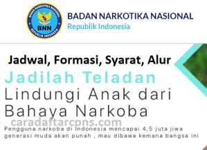 Pengumuman Hasil SKB CPNS BNN Formasi 2019