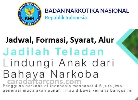 Jadwal dan syarat pendaftaran CPNS BNN 2021