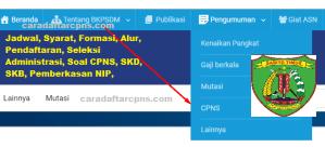 Jadwal SKB CPNS Kabupaten Barito 2019 2020