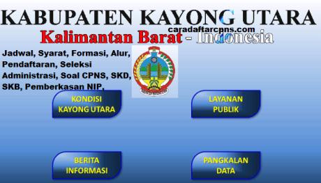 Pengumuman CPNS Kabupaten Kayong Utara 2021 Lulusan SMA SMK D3 S1 S2
