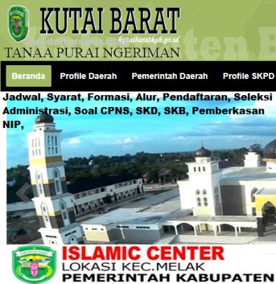 Pengumuman CPNS Kabupaten Kutai Barat 2021 Lulusan SMA SMK D3 S1 S2