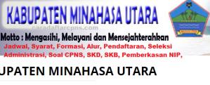 Jadwal dan Lokasi SKD CPNS Kab Minahasa 2019 2020