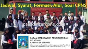 Jadwal Pendaftaran CPNS Kabupaten Sleman 2021 Lulusan SMA SMK D3 S1 S2