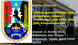 CPNS 2019 Kab Tuban